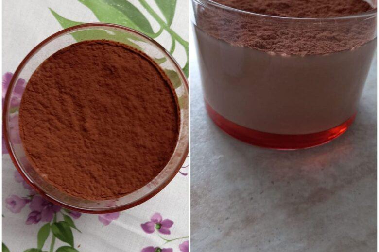Crema di mascarpone con latte e cioccolato pasquale