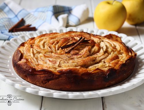 Torta di mele: ricetta di Suor Germana