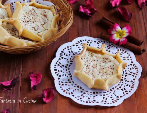 Cassate di ricotta pasquali: ricetta siciliana