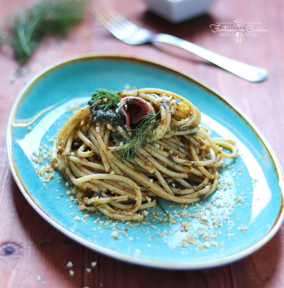 Pasta con le sarde alla siciliana alle sarde alla siciliana