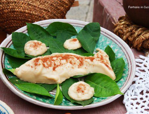 Biancomangiare di mandorla ricetta siciliana