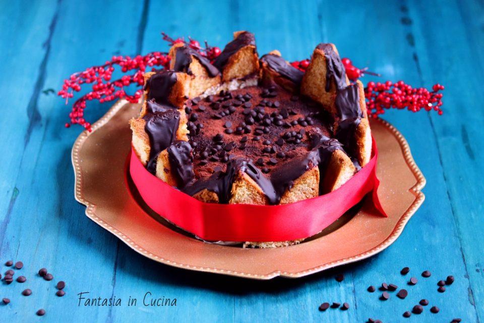 Ricetta torta pandoromisù