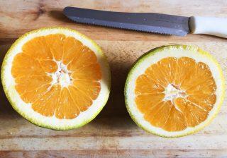 Ricetta gelo di arancia