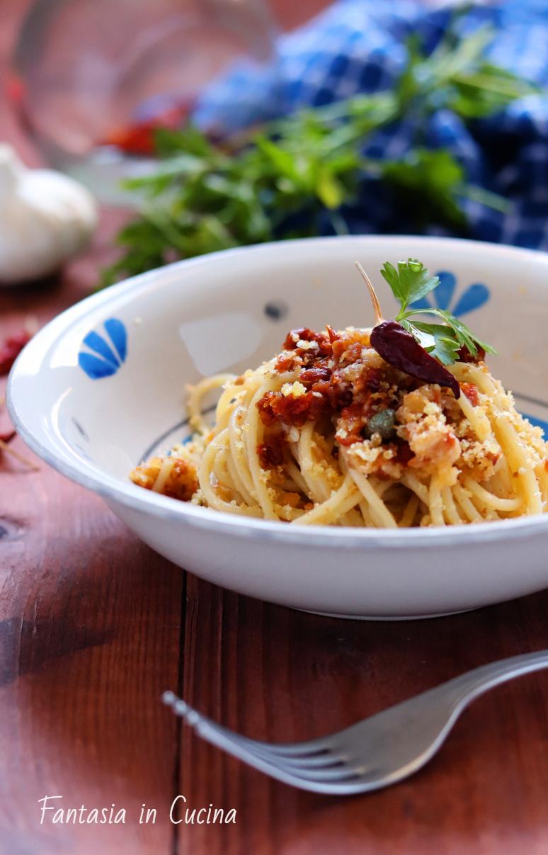 Pasta alla Carrettiera-ricetta Siciliana