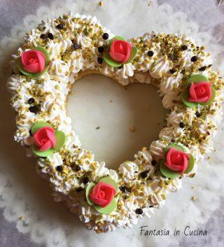 cream tart: facile