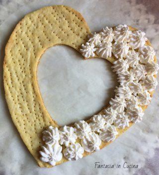 cream tart facile
