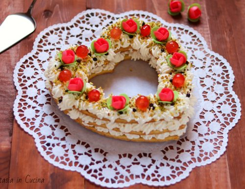 Cream tart: ricetta facile
