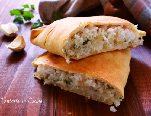 Impanata di baccalà ricetta sciliana