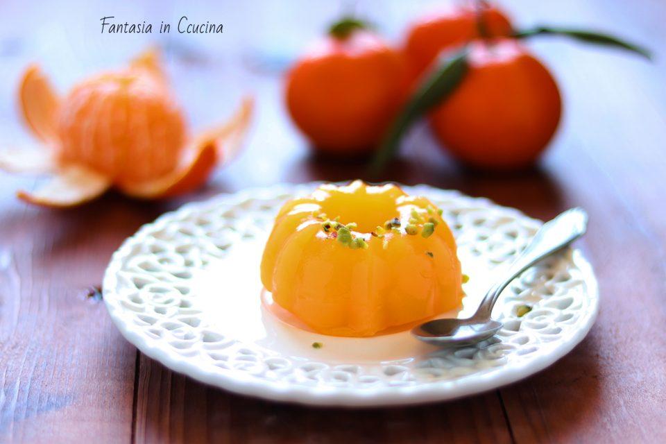 Gelo di mandarini: ricetta siciliana