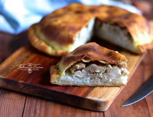 Impanata di pollo: ricetta tradizionale della scaccia Ragusana