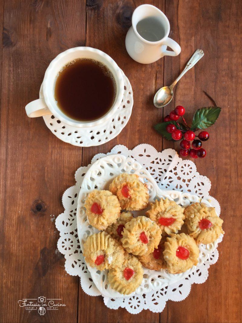 biscotti di mandorla ricci: ricetta siciliana