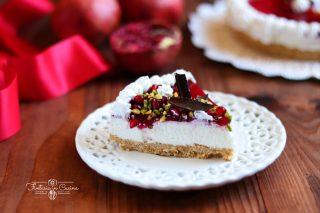Cheesecake alla Melagrana