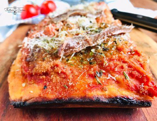Sfincione Palermitano: ricetta Siciliana