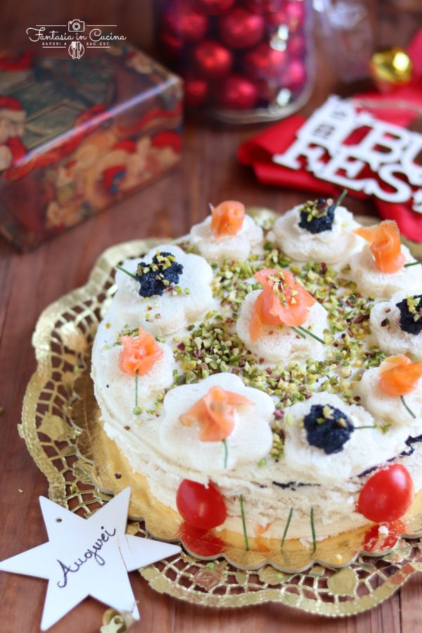 Ricetta: Torta tramezzino salata facile