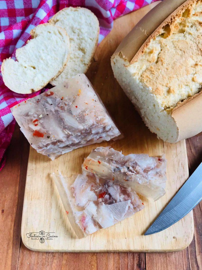 gelatina di maiale: ricetta siciliana