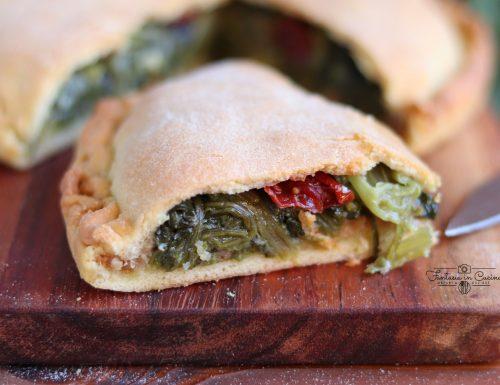 Scaccia siciliana: la ricetta ragusana del pastizzu con gli spinaci.