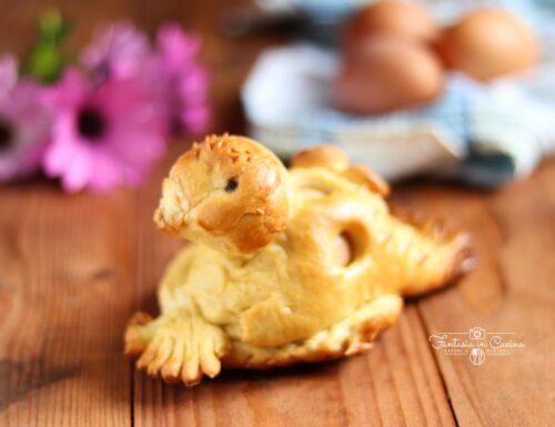 Colomba di Pasqua con l'uovo: ricetta Ragusana