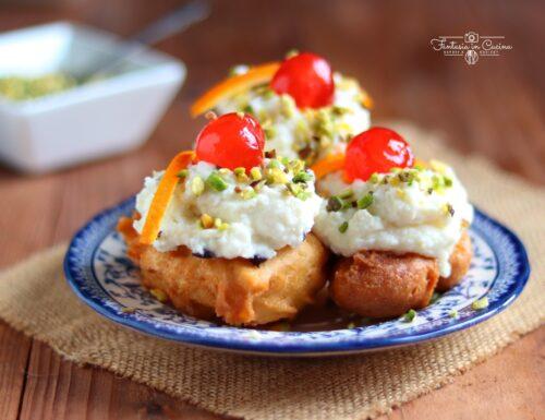 La Sfincia di San Giuseppe: ricetta siciliana