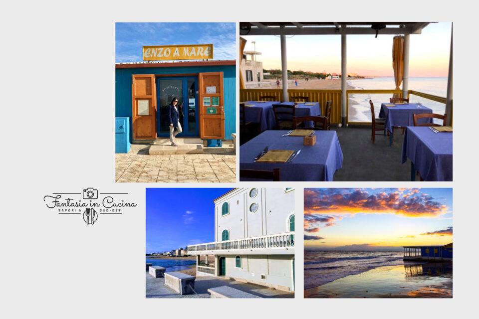 I luoghi di Montalbano - Enzo a mare