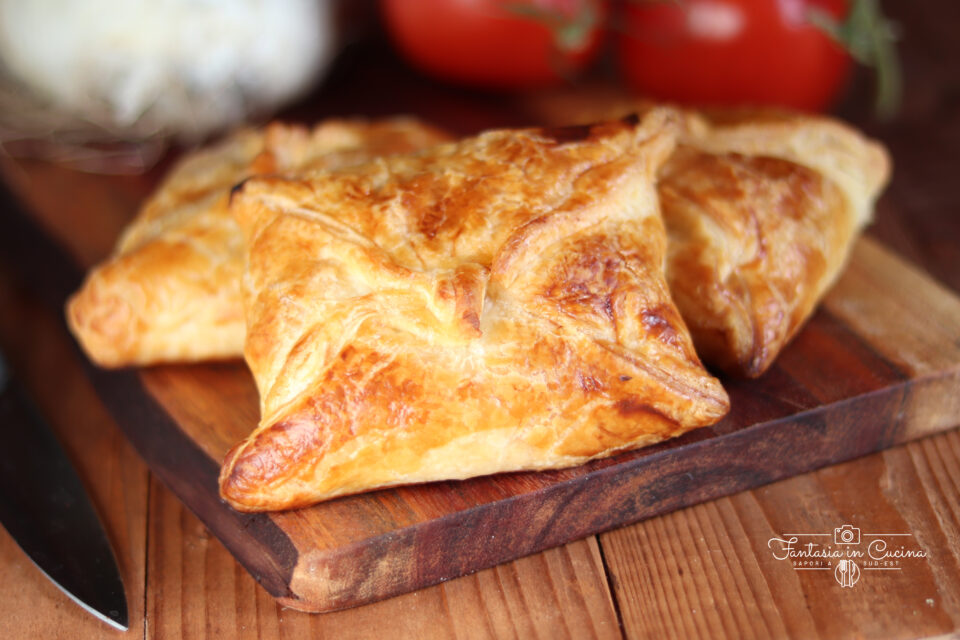 Cipolline Catanesi: ricetta dei rustici siciliani