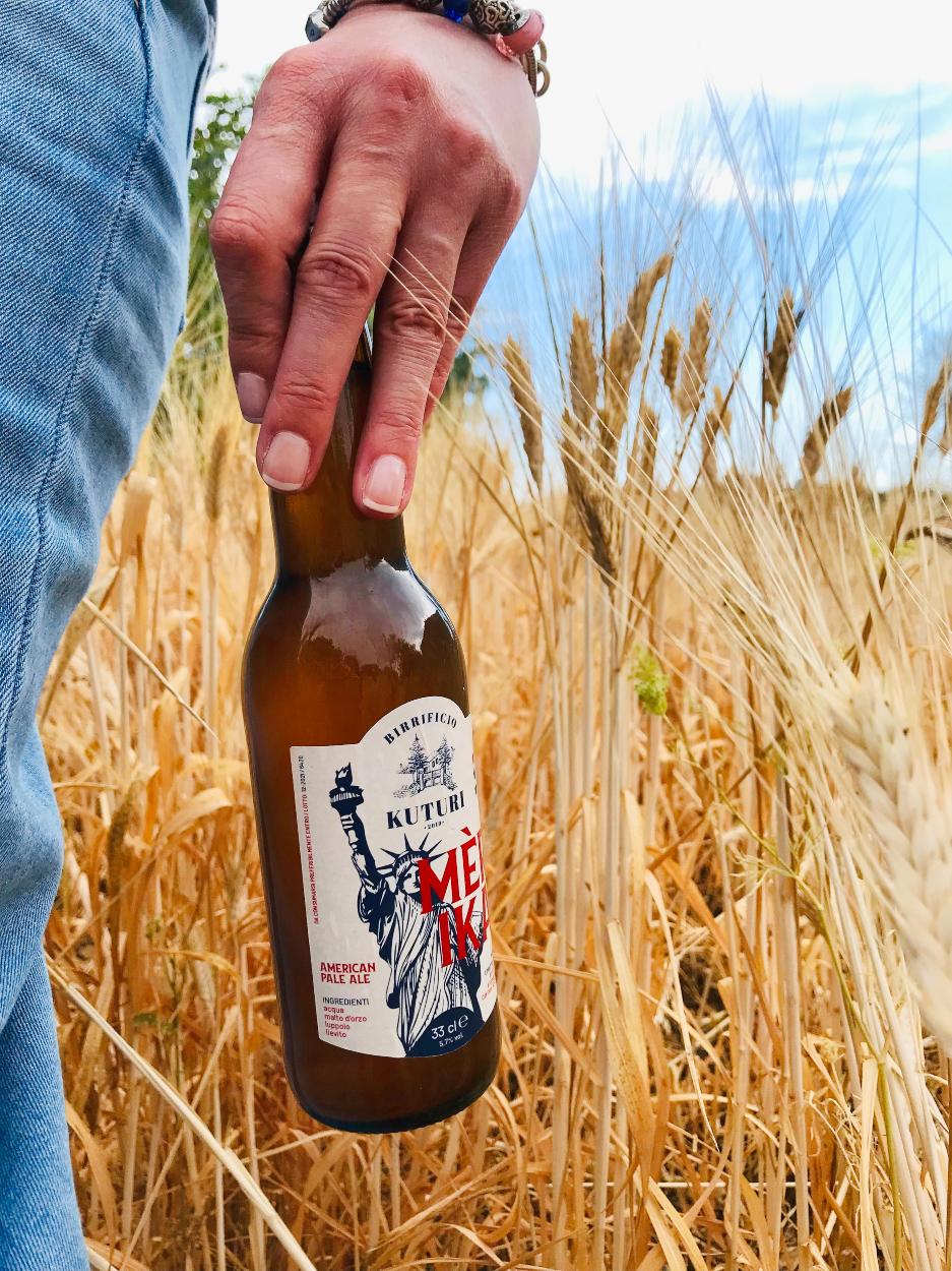Il birrificio più a sud d'Italia, Kuturi a Scicli