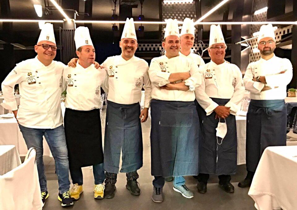 Vicoli e Sapori cena a 14 mani per la short edition 2021