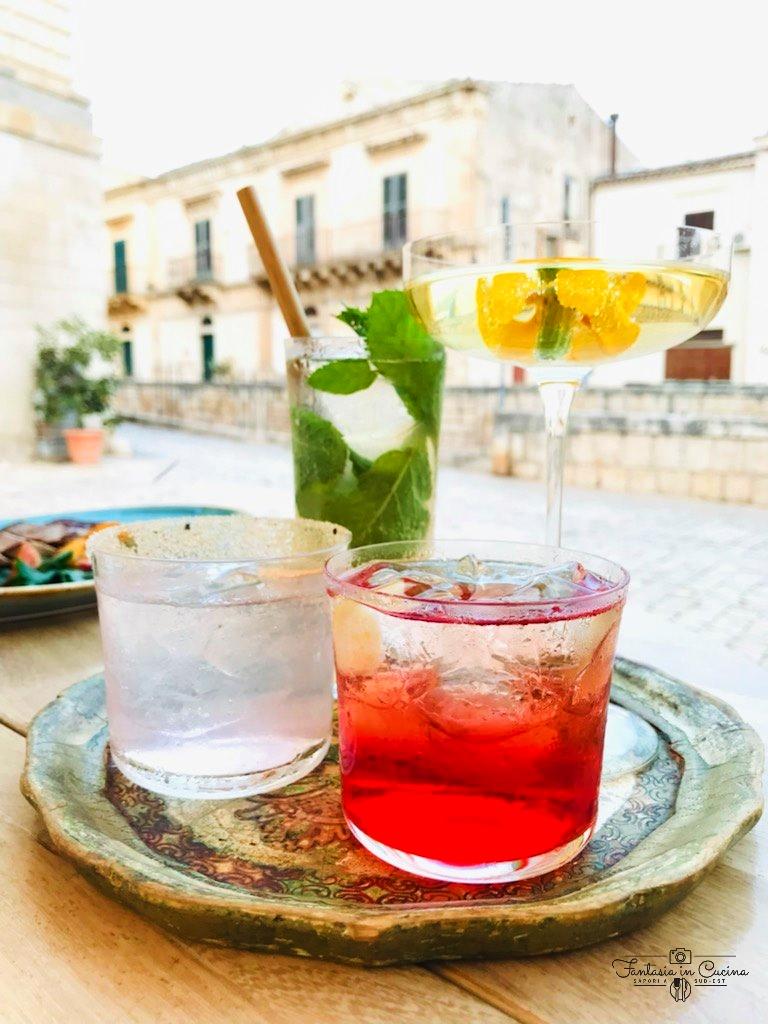 Don Tabaré: il ristorante siculo con una scenografica area Cocktail e Vineria