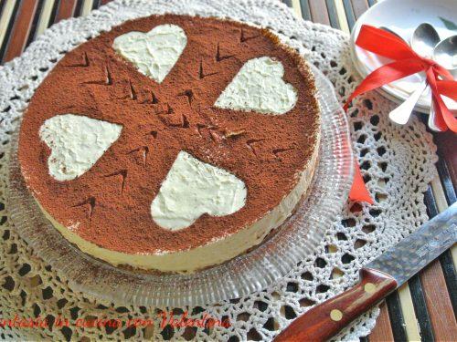 Cheese cake tiramisù