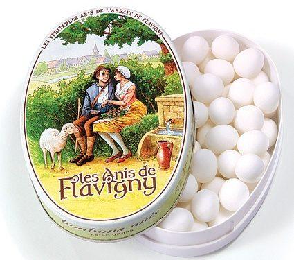 Collaborazione les Anis de Flavigny: la caramella piena di bontà