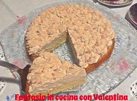 Torta fredda mascarpone, crema di banana e cioccolato