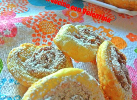 Ventaglietti mascarpone nutella