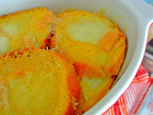 Sa suppa (Zuppa di pane con zafferano)