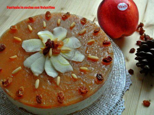 Cheesecake Strudel