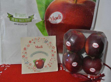 Collaborazione: MODI' la mela dal gusto unico