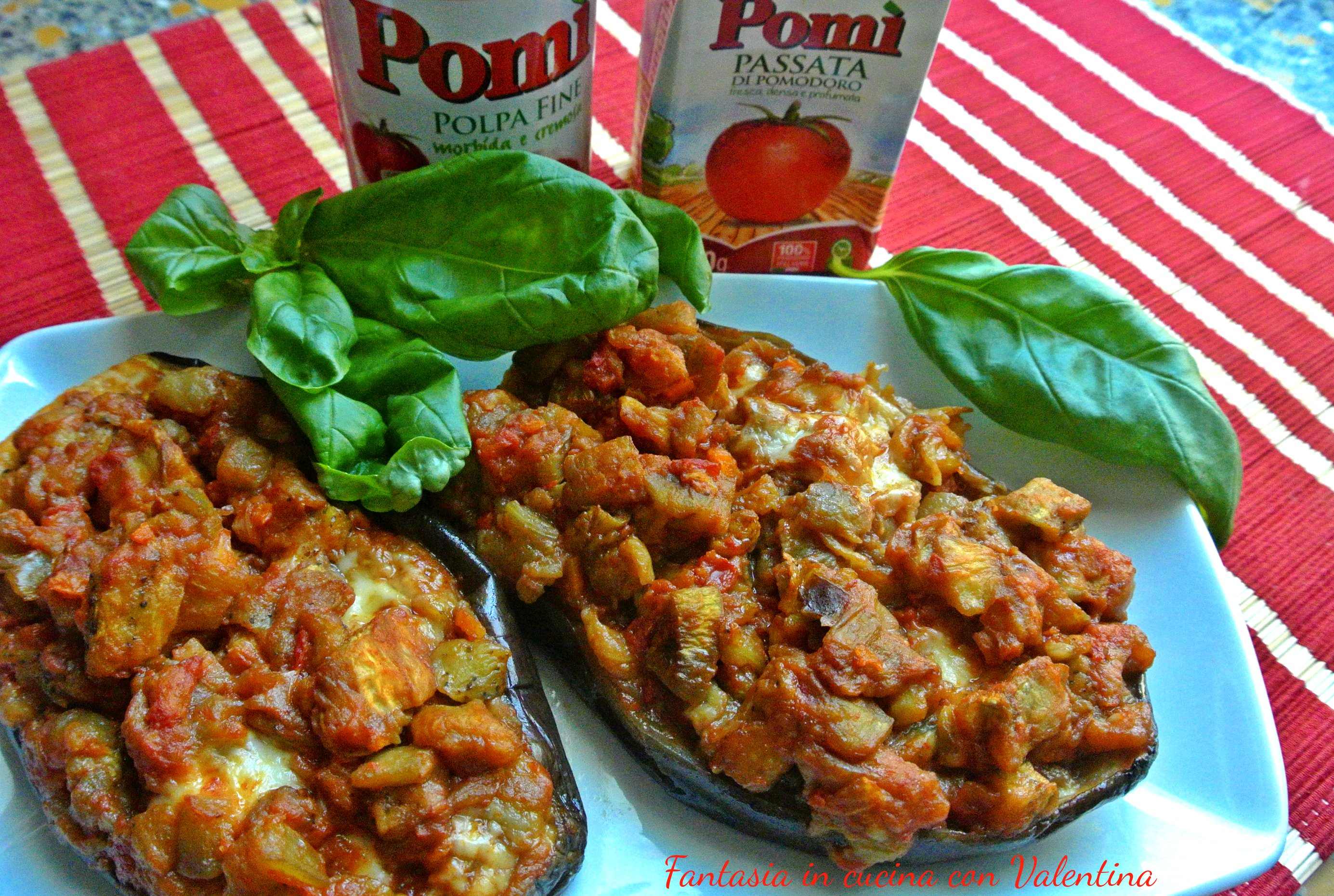 Parmigiana in melanzane