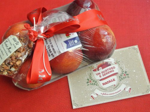2° collaborazione: Buon Natale dalla Mela Modì