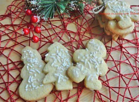 Biscotti natalizi semplici