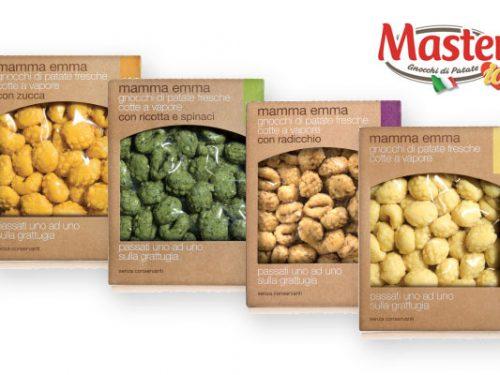 Collaborazione Master italian potato gnocchi