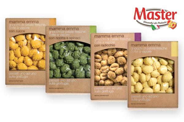 collaborazione: Master italian potato gnocchi