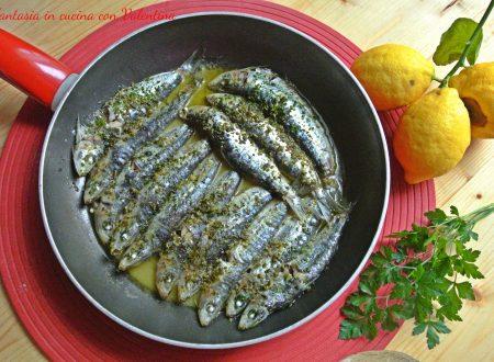 Sardine in verde