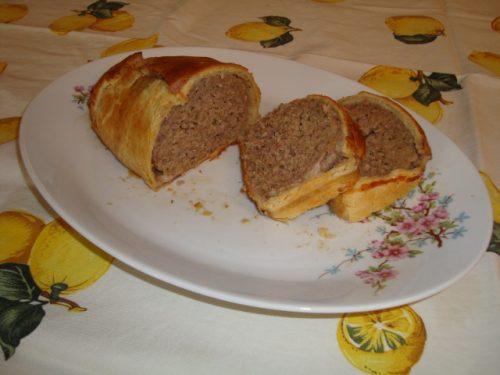 Polpettone in crosta