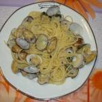 Spaghetti alle vongole veraci ricetta semplice fantasie a tavola
