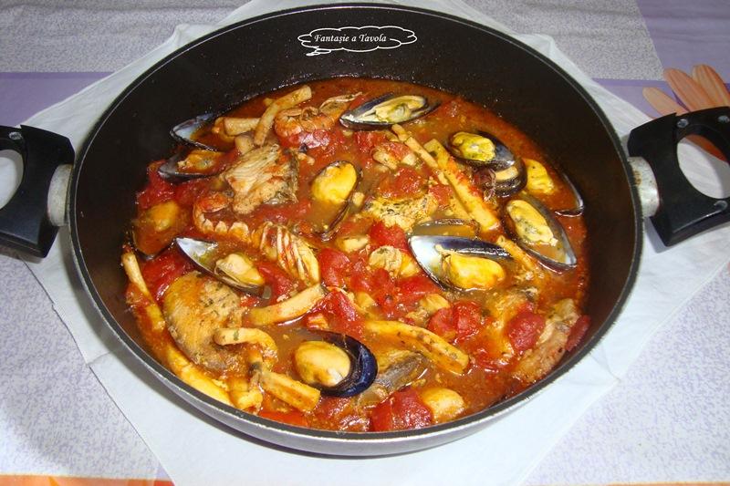 Zuppa Di Pesce Senza Spine Ricetta Di Pesce Fantasie A Tavola