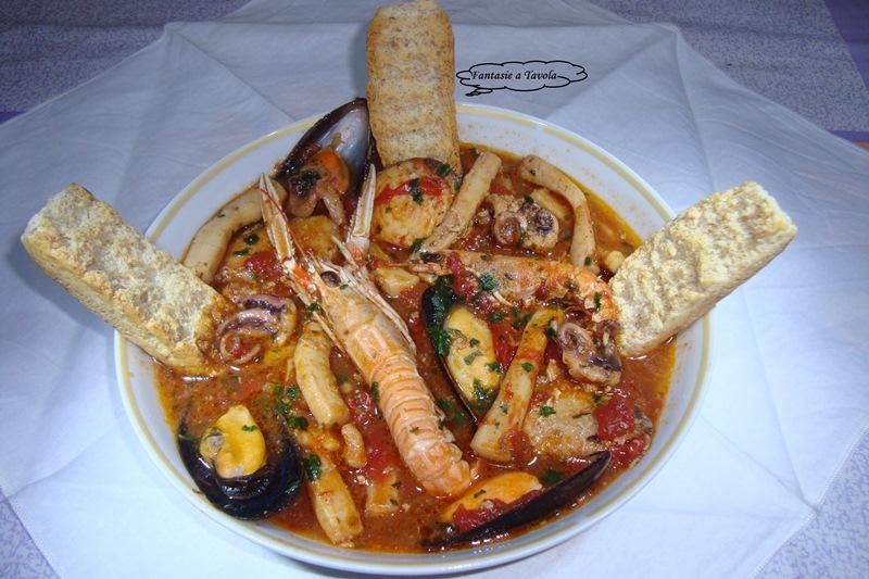 Zuppa di pesce senza spine ricetta di pesce di fantasie a tavola