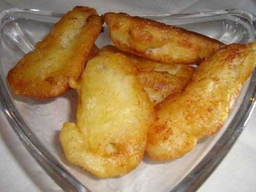 Filetti di baccalà in Pastella