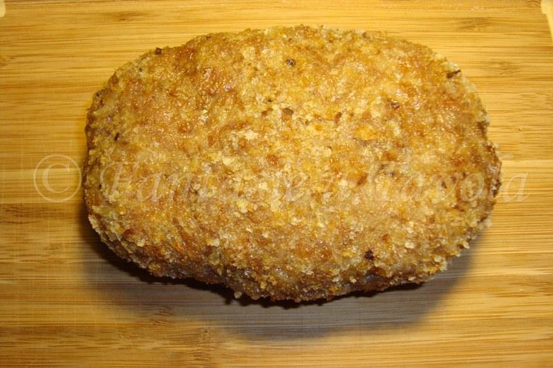 Polpettone al forno ricetta semplice di fantasie a tavola