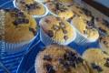Muffins ai pezzetti di cioccolato