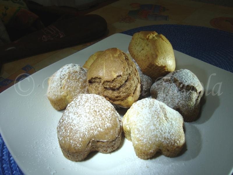 Cup Cakes ricetta dolce di Fantasie a Tavola