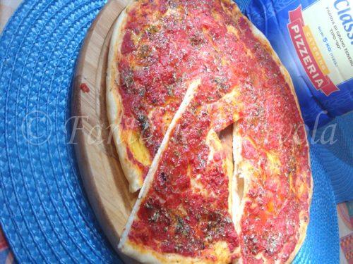 Pizza origanata