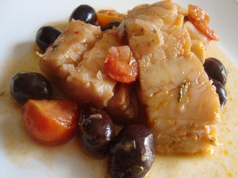 Stoccafisso in guazzetto ricetta tipoca di Fantasie a Tavola